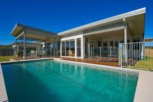 McDowell Homes – One Mile Beach custom home
